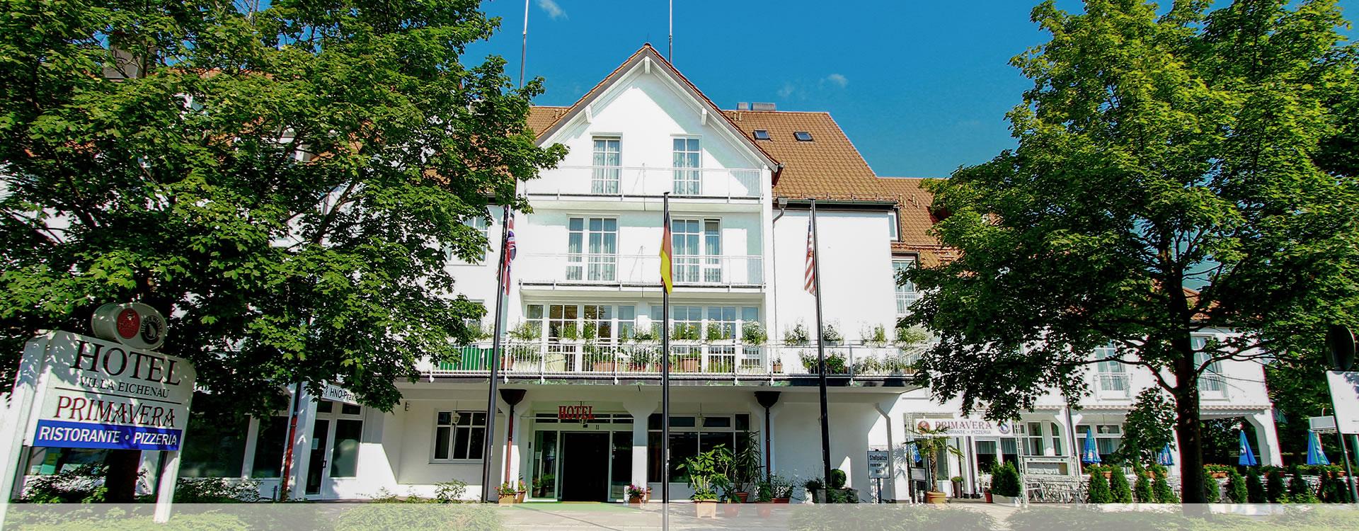 Hotel Villa Eichenau bei München