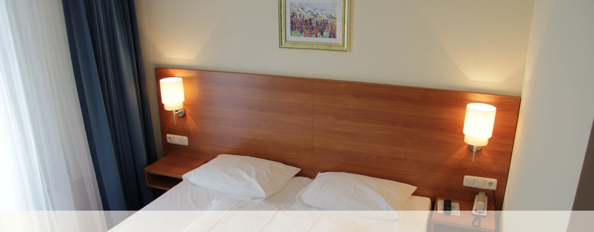 Hotel Eichenau Doppelzimmer