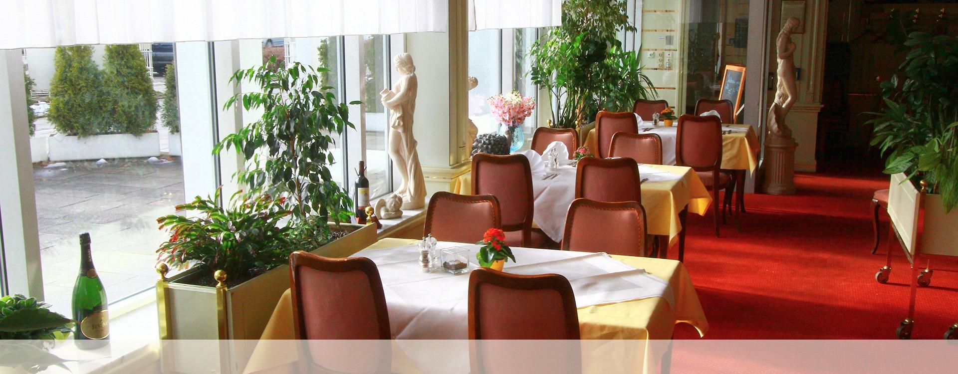 Hotel italienisches Restaurant in Eichenau