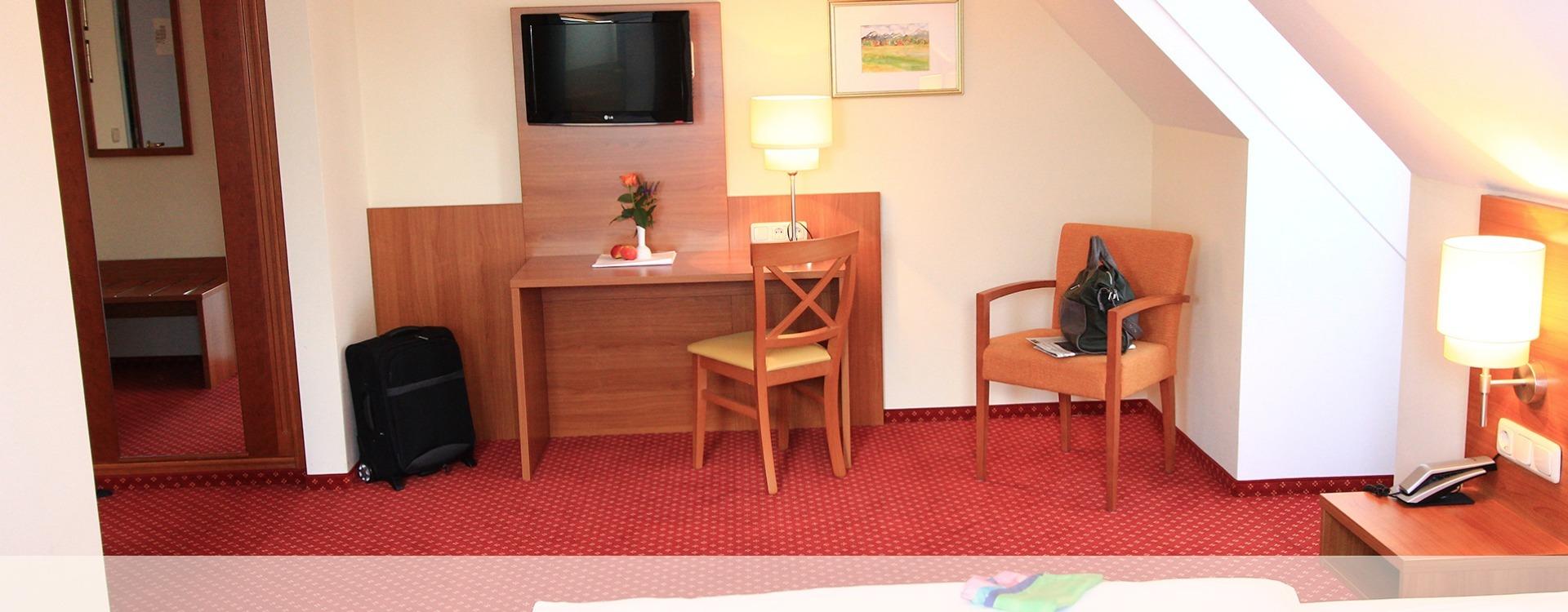 Hotel Eichenau bei München Businesszimmer